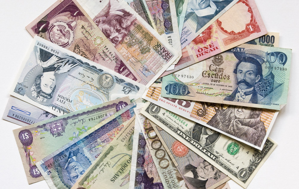 Ülkelerin Paraları