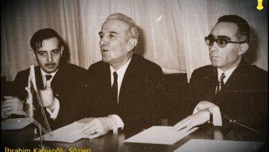 Photo of İbrahim Kafesoğlu Sözleri