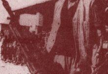 Photo of Güney Türkistan Lideri Azad Beg'in 1988'de Türk Ocaklarındaki Konuşması