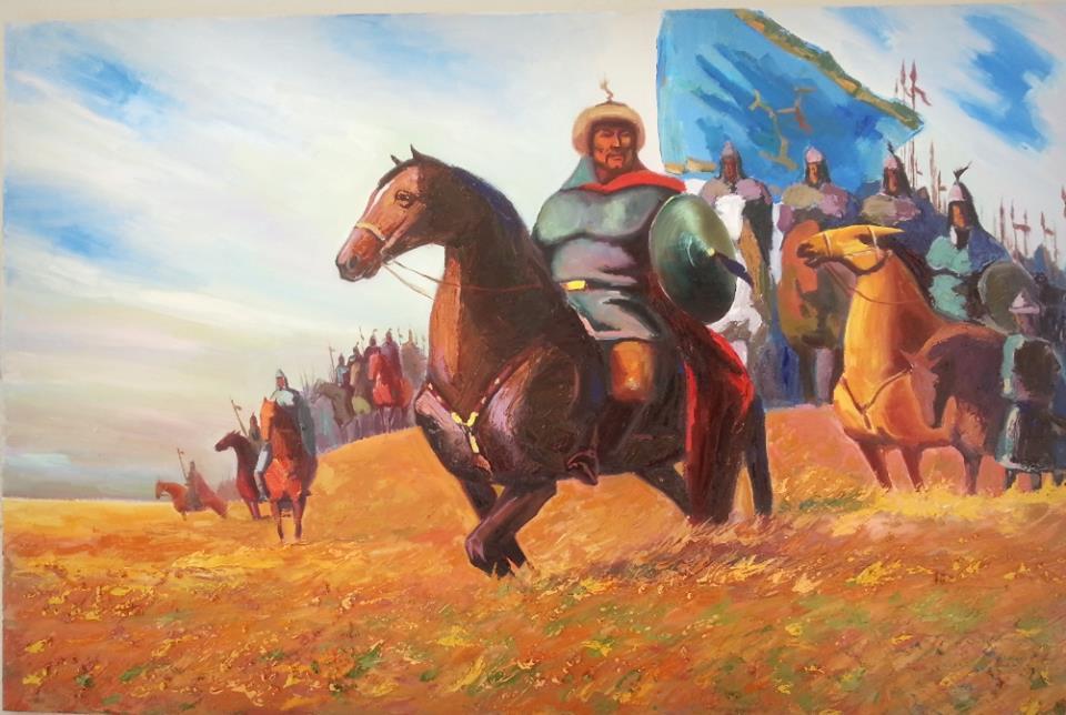 Эльзат Ибраева Metehan Tablosu