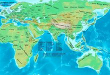 10. Yüzyıl Dünya Haritası