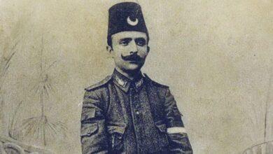 Enver Paşa Fotoğrafı
