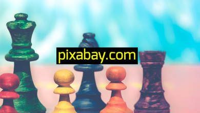 Görsel İndirme Sitesi: Pixabay