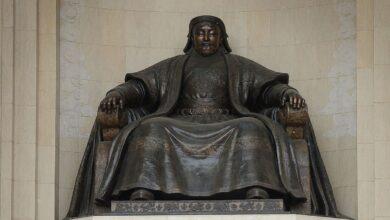 Moğol İmparatorluğunun kurucusu Cengiz Han