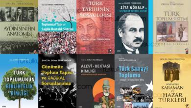 Photo of Türk Sosyolojisine Işık Tutan Orhan Türkdoğan Kitapları