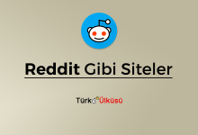 Reddit Alternatifi Siteler