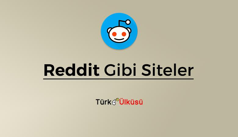Reddit Alternatifi Siteler