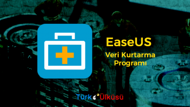 Photo of Veri Kurtarma Programı Öneri: EaseUS Data Recovery Wizard